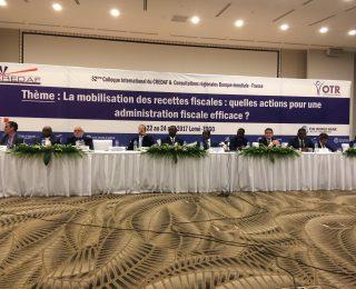 Retour en vidéo sur le colloque de Lomé + Consultations France / Banque Mondiale