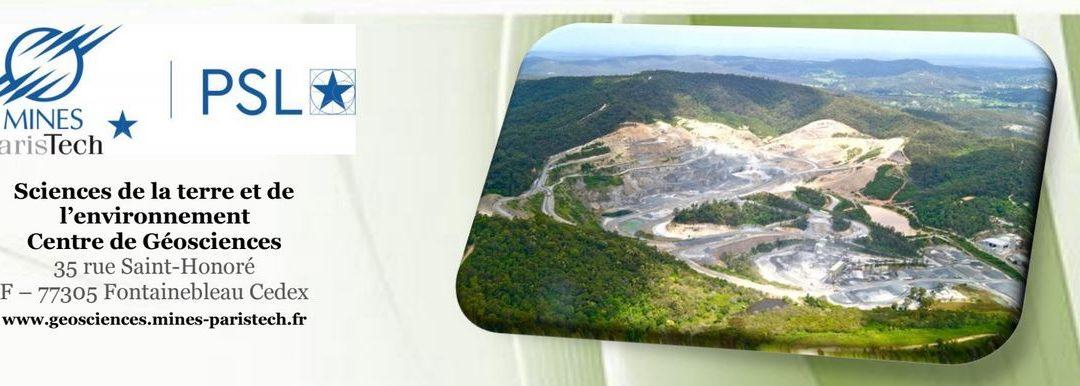 Partenariat CREDAF – Mines Paris Tech