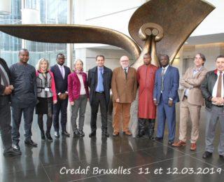 Groupe de travail de Belgique – Bruxelles, 11-12 mars 2019